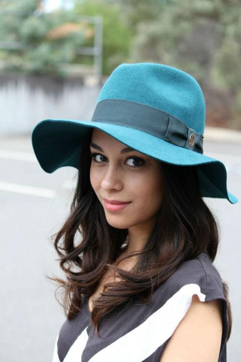 Emilio Pucci Fedora Hat (4)