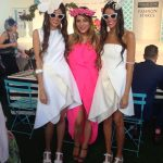 Floral crowns are taking over – Caulfield Cup