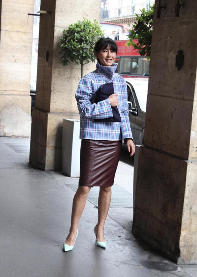 Paris Fashion Week Street Style (1)
