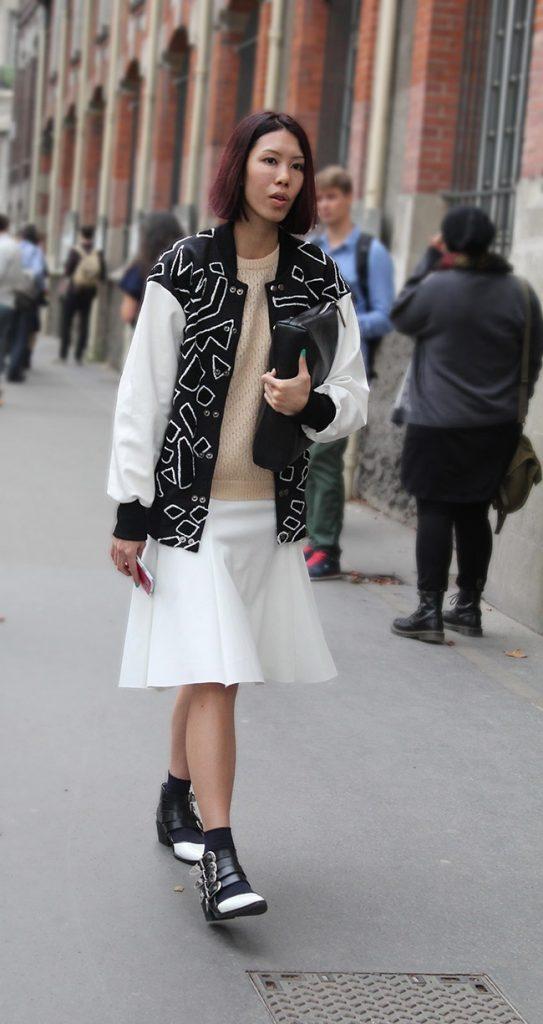 Paris Fashion Week Street Style (7)