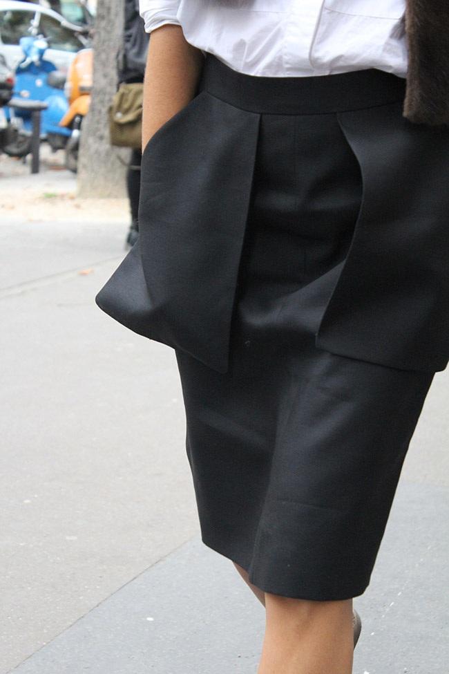 Paris Fashion Week Street Style (9)