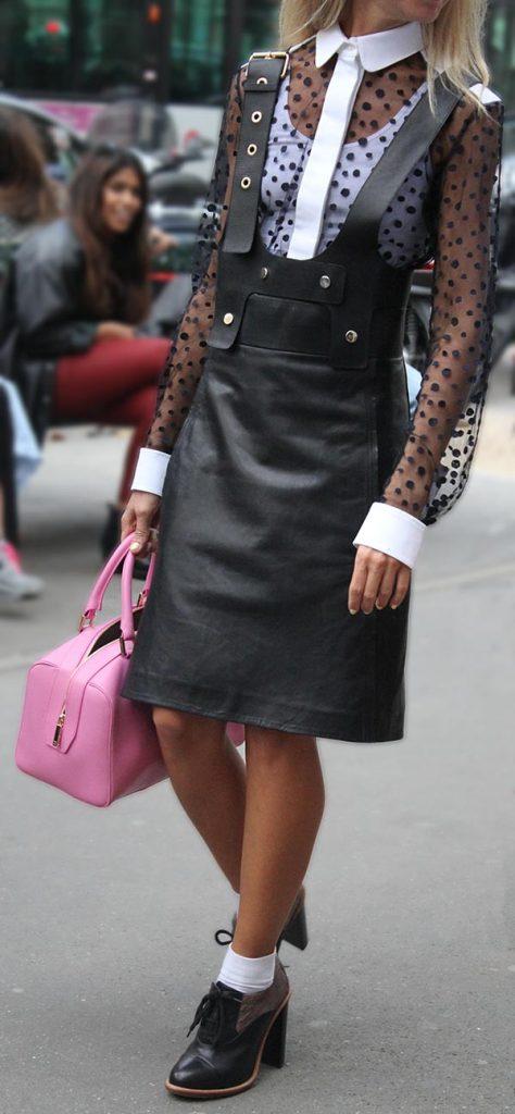 Paris Fashion Week Street Style part 2 (10)