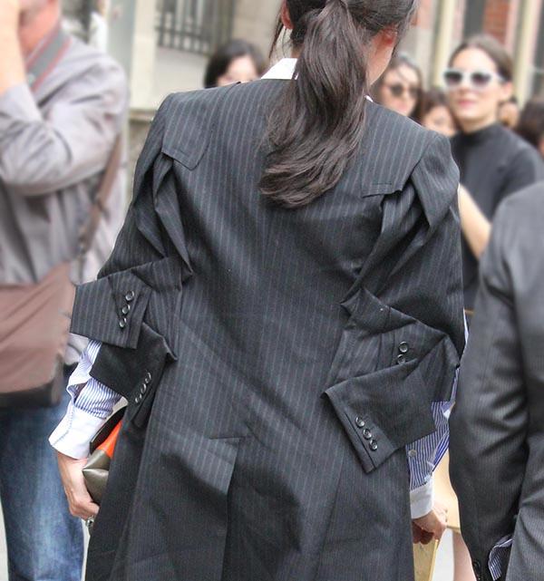 Paris Fashion Week Street Style part 2 (15)