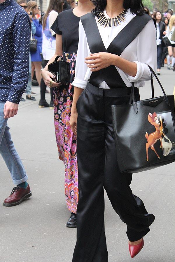 Paris Fashion Week Street Style part 2 (18)