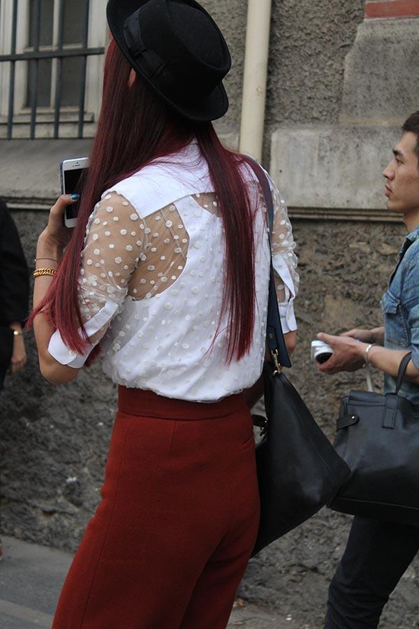 Paris Fashion Week Street Style part 2 (19)