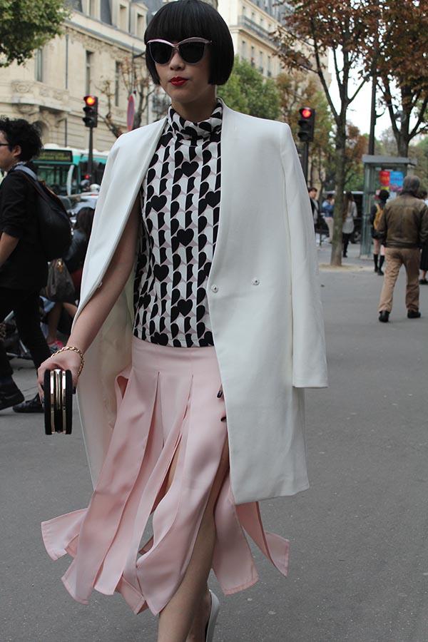 Paris Fashion Week Street Style part 2 (3)