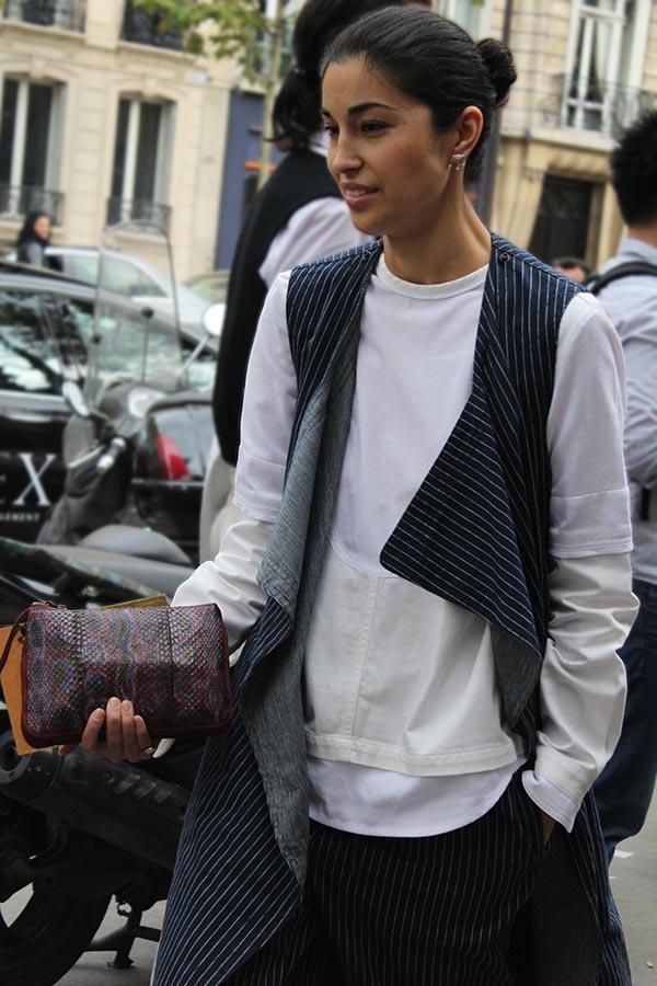 Paris Fashion Week Street Style part 2 (8)