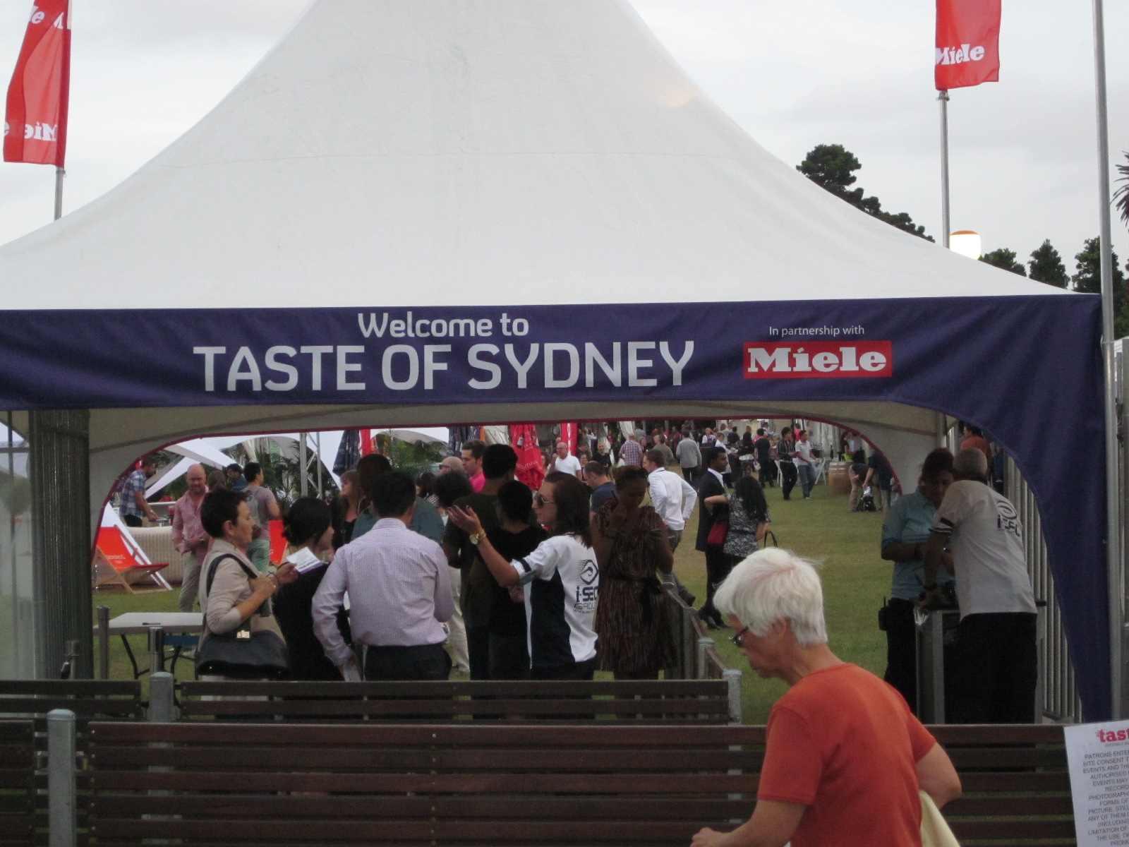 Taste of Sydney (1)