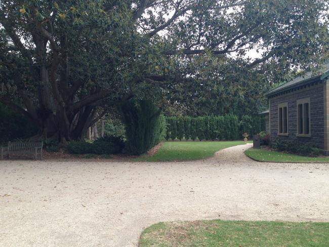 Werribee Mansion flower garden & park (10)