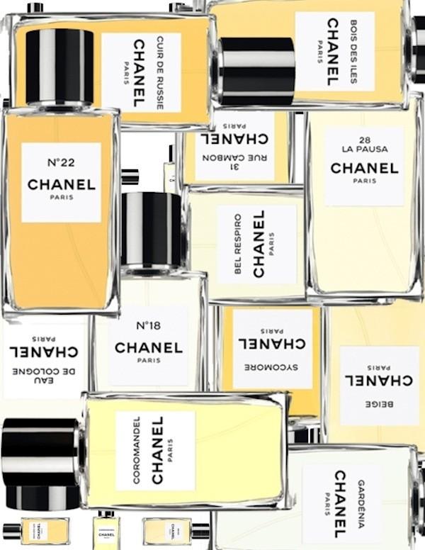 range of Les Exclusifs De Chanel