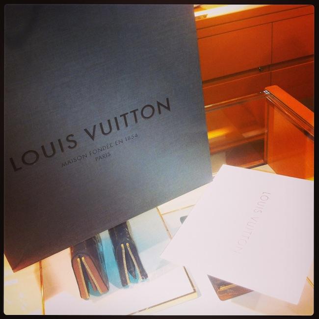 Louis Vuitton Collins Street