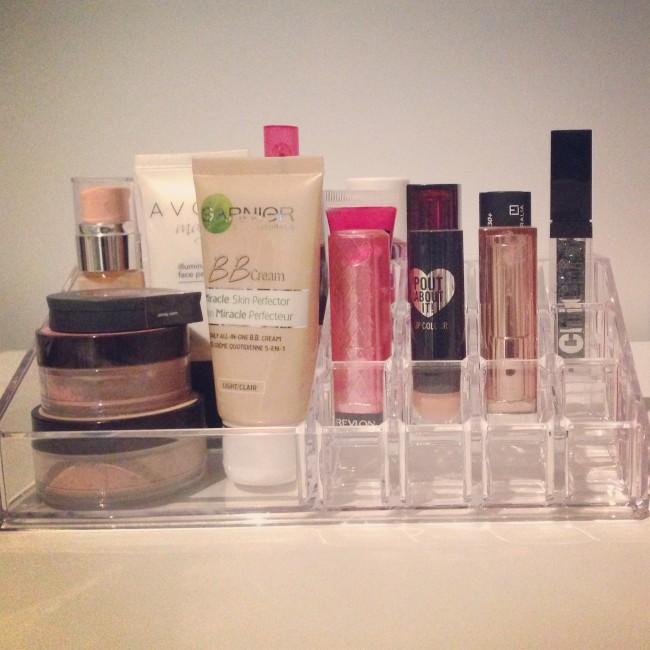 Makeup Compartment