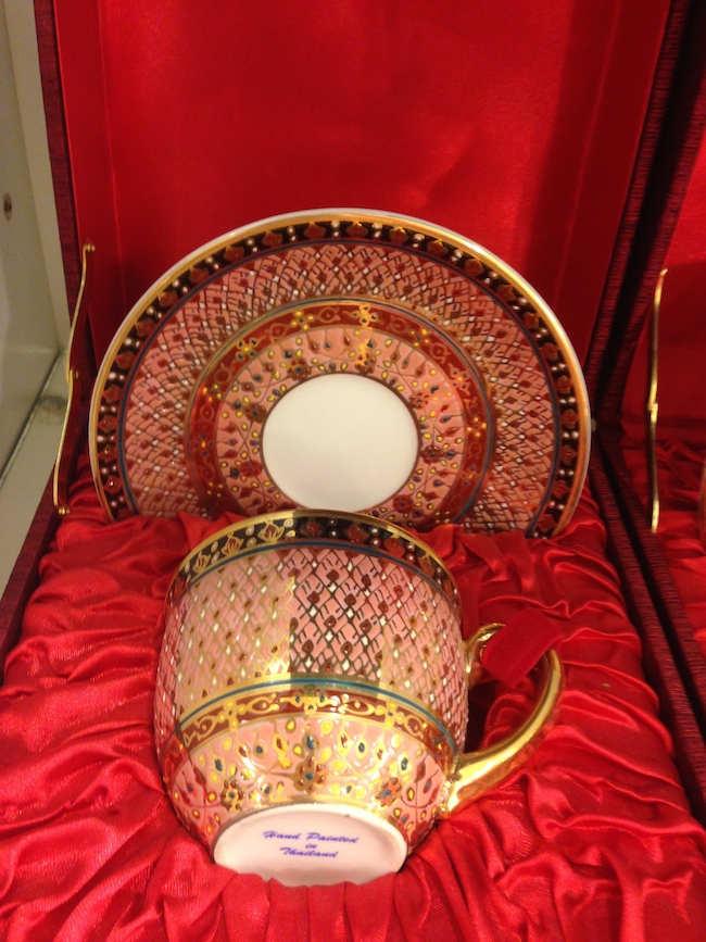 thailand pottery benjarong2