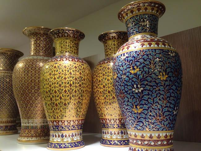 thailand pottery benjarong3