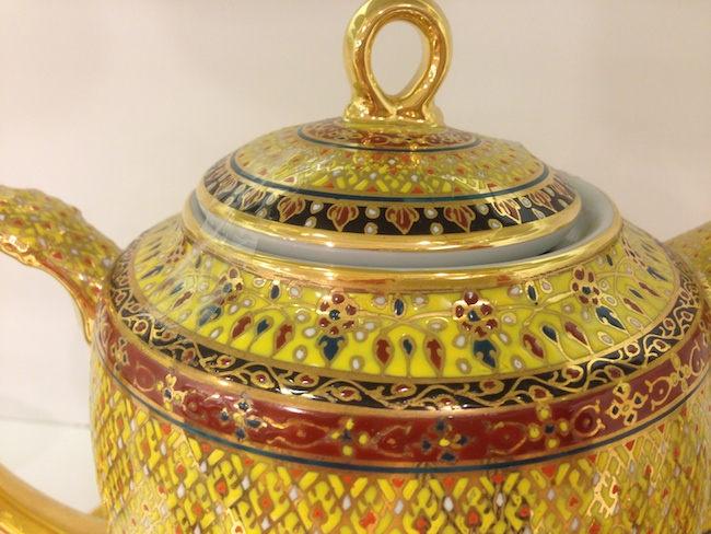 thailand pottery benjarong5
