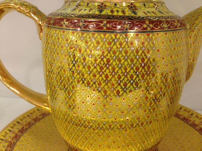 thailand pottery benjarong6