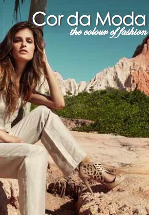 Cor Da Moda Poster