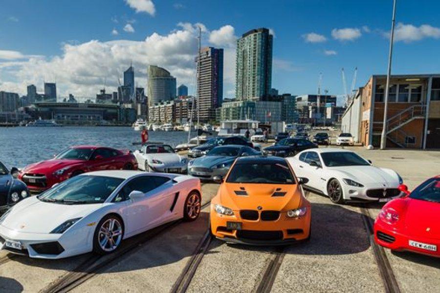 The Melbourne Super Car Club