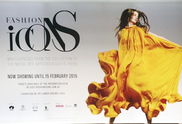 Fashion Icons Exhibition Adelaide_3