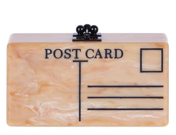 Postcard Clutch