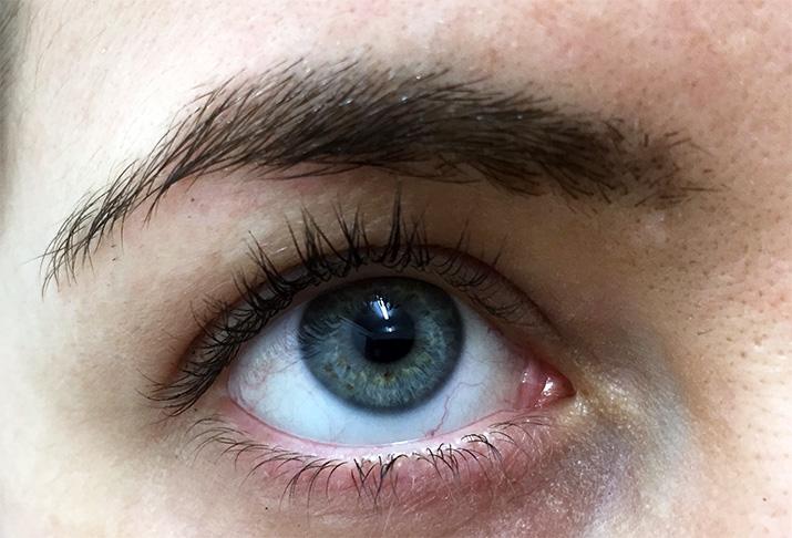 Eyebrow-Tattooed