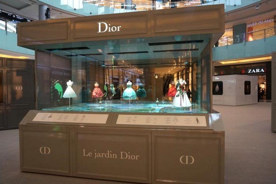 Dior Fashion Exhibition Dubai