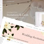 Paperless Email Wedding Invites: Paperless Post vs Greenvelope