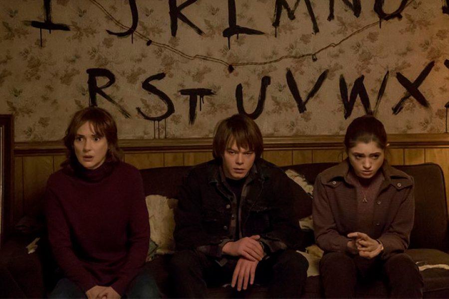 I just binge watched Stranger Things on Netflix