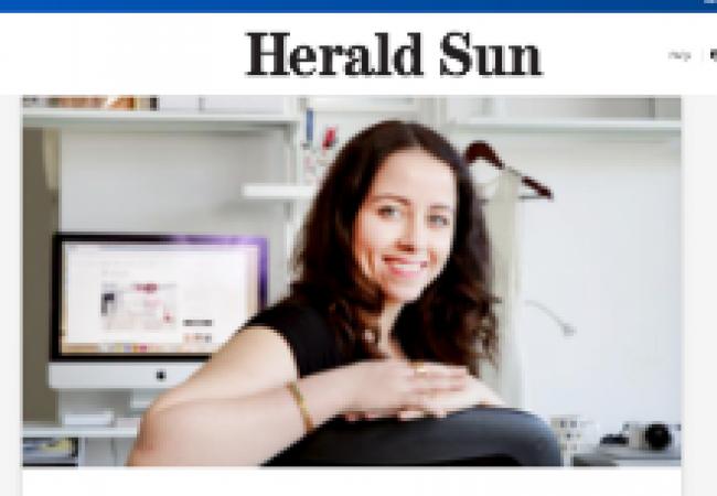 Herald Sun Emilia Rossi