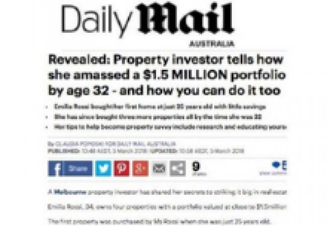 Daily Mail Emilia Rossi