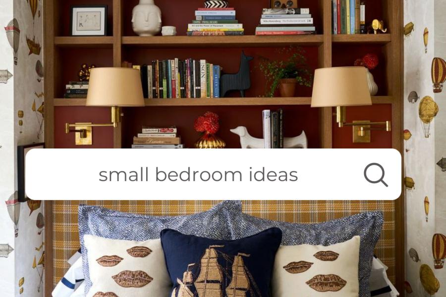 20 small space design ideas